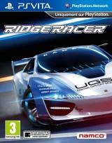 jaquette PS Vita Ridge Racer 3D