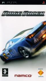 jaquette PSP Ridge Racer 3D