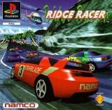 jaquette PlayStation 1 Ridge Racer 3D