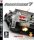 jaquette PlayStation 3 Ridge Racer 7
