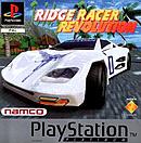 jaquette PlayStation 1 Ridge Racer Revolution
