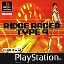 jaquette PlayStation 1 Ridge Racer Type 4