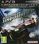 jaquette PlayStation 3 Ridge Racer Unbounded