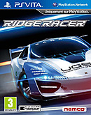 jaquette PS Vita Ridge Racer