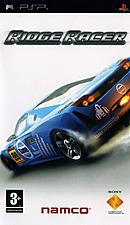 jaquette PSP Ridge Racer