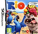 jaquette Nintendo DS Rio