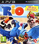 jaquette PlayStation 3 Rio