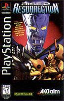 jaquette PlayStation 1 Rise 2 Resurrection