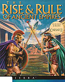 jaquette PC Rise And Rule Of The Ancient Empires