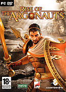 jaquette PC Rise Of The Argonauts