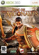 jaquette Xbox 360 Rise Of The Argonauts
