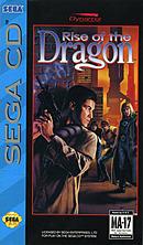 jaquette Mega CD Rise Of The Dragon