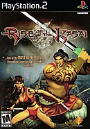 jaquette PlayStation 2 Rise Of The Kasai