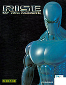 jaquette Amiga Rise Of The Robots