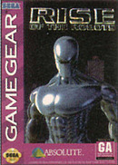jaquette Game Gear Rise Of The Robots