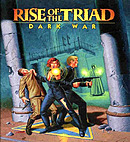 jaquette PC Rise Of The Triad Dark War