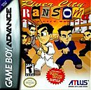 jaquette GBA River City Ransom