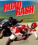 jaquette Atari ST Road Rash