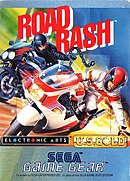 jaquette Game Gear Road Rash