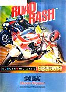 jaquette Master System Road Rash