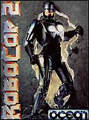 jaquette Commodore 64 RoboCop 2