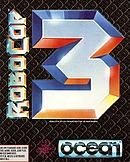 jaquette Amiga RoboCop 3