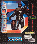 jaquette Commodore 64 RoboCop 3
