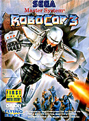jaquette Master System RoboCop 3
