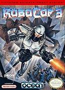 jaquette Nes RoboCop 3