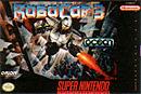 jaquette Super Nintendo RoboCop 3