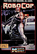 jaquette Commodore 64 RoboCop