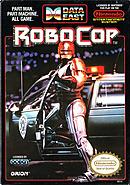 jaquette Nes RoboCop