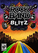 jaquette PlayStation 3 Rock Band Blitz