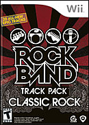 Rock Band : Classic Rock Track Pack