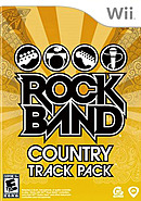 Rock Band : Country Track Pack