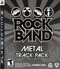 Rock Band Track Pack : Metal