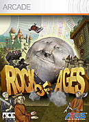 jaquette Xbox 360 Rock Of Ages