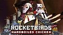 jaquette PlayStation 3 Rocketbirds Hardboiled Chicken
