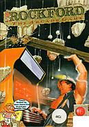 jaquette Amiga Rockford The Arcade Game