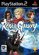 jaquette PlayStation 2 Rogue Galaxy