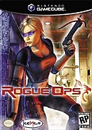 jaquette Gamecube Rogue Ops