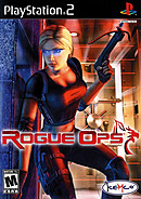 jaquette PlayStation 2 Rogue Ops