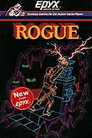 jaquette PC Rogue The Adventure Game