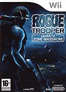 jaquette Wii Rogue Trooper Quartz Zone Massacre