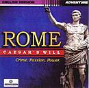 Rome : Le Testament De Cesar