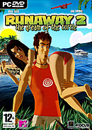 jaquette PC Runaway 2 The Dream Of The Turtle