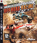 jaquette PlayStation 3 SCORE International Baja 1000 World Championship Off Road Racing