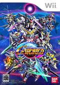 jaquette PSP SD Gundam G Generation World