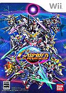 jaquette Wii SD Gundam G Generation World