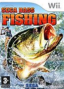jaquette Wii SEGA Bass Fishing